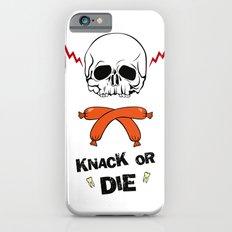 Knack Or Die Slim Case iPhone 6s