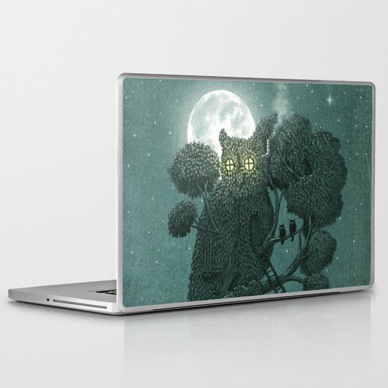 Nightwatch Laptop & iPad Skin