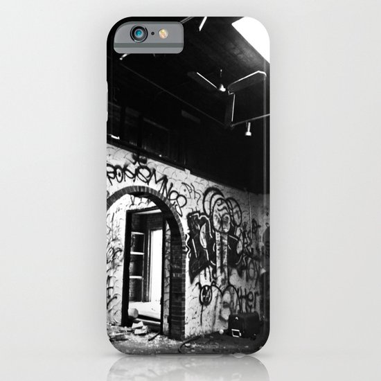 Expressions in Black and White iPhone & iPod Case