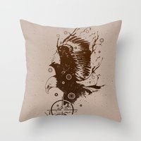 Perfect Target Throw Pillow