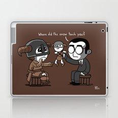 Knee Trouble Laptop & iPad Skin