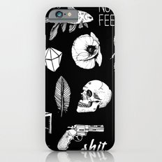 NO HEART FEELINGS Slim Case iPhone 6s