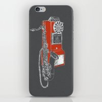 Public Harmony iPhone & iPod Skin