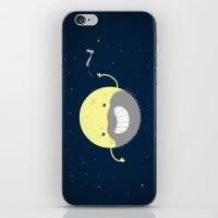 MOONVEMBER iPhone & iPod Skin