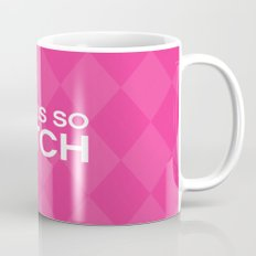 That is so FETCH - quote from the movie Mean Girls Mug