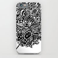 iPhone & iPod Case featuring the doodle wand by Kimberly rodrigues