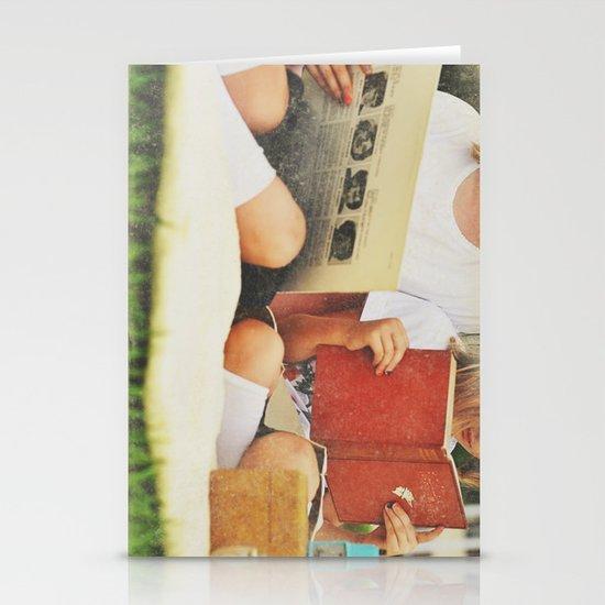 Girls Stationery Card
