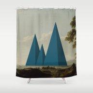 Landscape 21 Shower Curtain