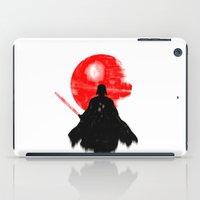 Dark Father. iPad Case