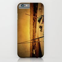 iPhone & iPod Case featuring Blakeney Boats by J Coe Photography