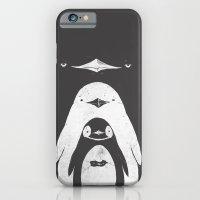 Penguinception iPhone 6 Slim Case