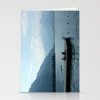 Lac D'Annecy Stationery Cards