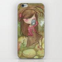 Nemophilist iPhone & iPod Skin