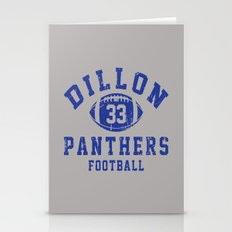 dillon panthers football #33 Stationery Cards