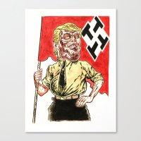 Make America Hate Again Canvas Print