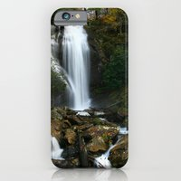 iPhone & iPod Case featuring Waterfall by Joanna  Pickelsimer