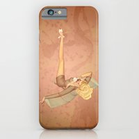 iPhone & iPod Case featuring girl 5 by Gabriele Omar Lakhal