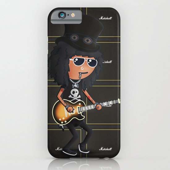 Slash iPhone & iPod Case
