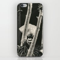 Oyster Boy - tim burton iPhone & iPod Skin
