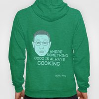 Breaking Bad - Faces - Gustavo Fring Hoody