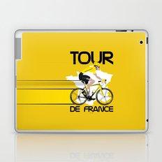Tour De France Laptop & iPad Skin