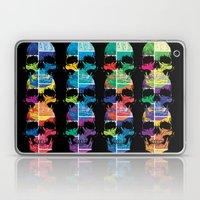 Skullk Laptop & iPad Skin