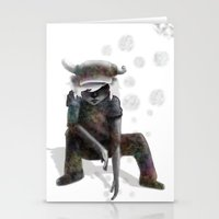 Sifting Through For Memo… Stationery Cards