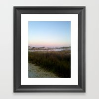 Quiet Time Framed Art Print