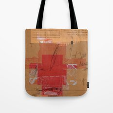 CROSS OUT #4 Tote Bag
