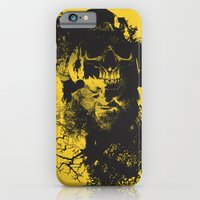 iPhone & iPod Case featuring Abstract Thinking by DesignLawrence
