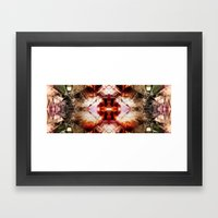 Phoenix Ignition  Framed Art Print