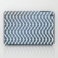 Chevron With A Twist iPad Case