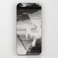 Fractions 22 iPhone & iPod Skin