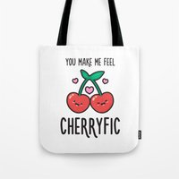 Cherryfic! Tote Bag