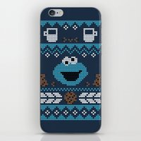 C is for Cookie! iPhone & iPod Skin
