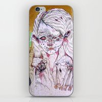 g a i n iPhone & iPod Skin