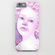iPhone & iPod Case featuring Infectious Innocence by Sam Nagel