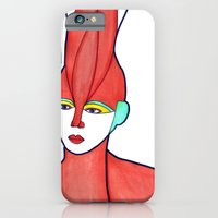 iPhone & iPod Case featuring Aura (previous age) by Federico Faggion
