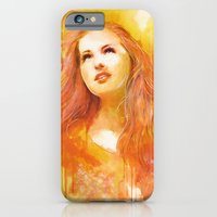 iPhone & iPod Case featuring Just before the leaves fall by Aurora Wienhold