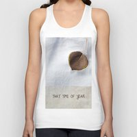 That Time of Year Unisex Tank Top