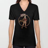 Captain Tightpants Unisex V-Neck