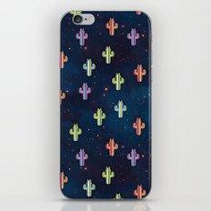 Catctus Space iPhone & iPod Skin