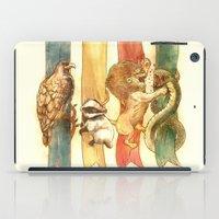 House Brawl iPad Case