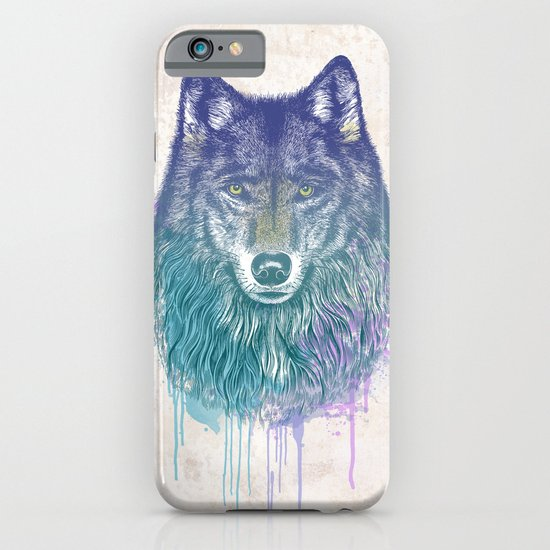 I Dream of Wolf iPhone & iPod Case
