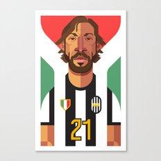 AP21 | Bianconeri Canvas Print
