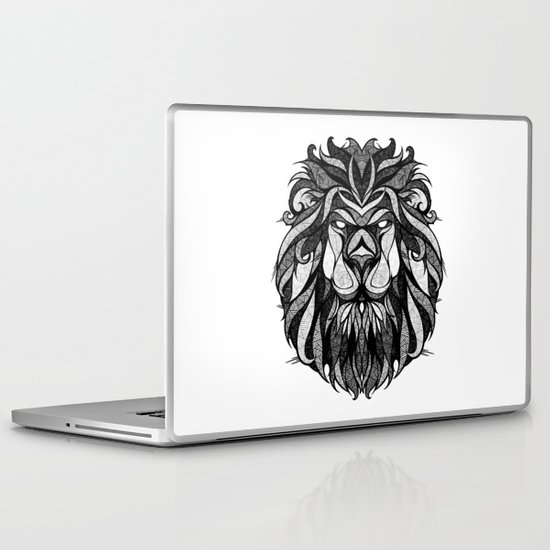 Signs of the Zodiac - Leo Laptop & iPad Skin