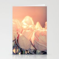 I Love Roses Stationery Cards