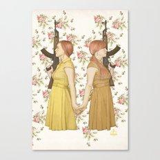 I Got Your Back Canvas Print