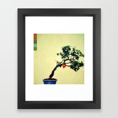 A Stranger That Has Come So Far Framed Art Print