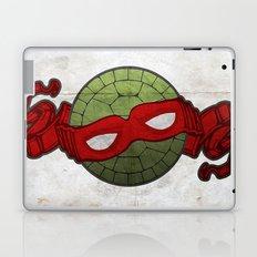 the red turtle Laptop & iPad Skin